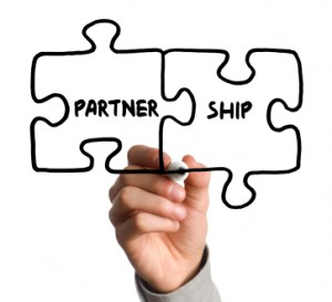 Partnership-jigsaw