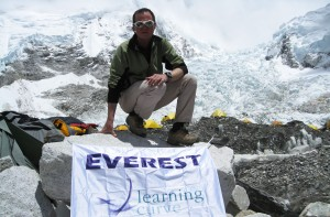 Mark - Everest Pic