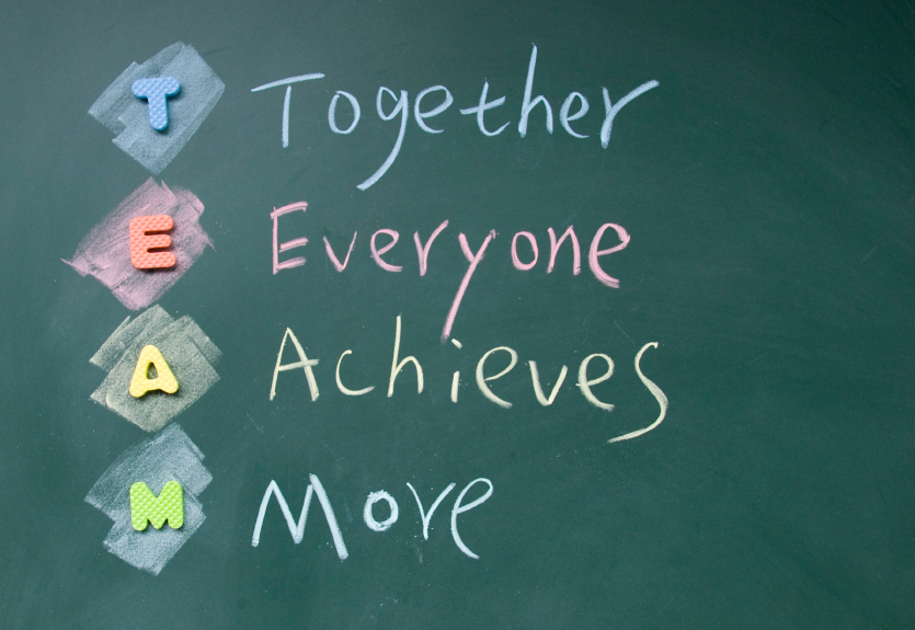 Collaborative Classroom Special Education ~ Lcn learning curve network what is a team